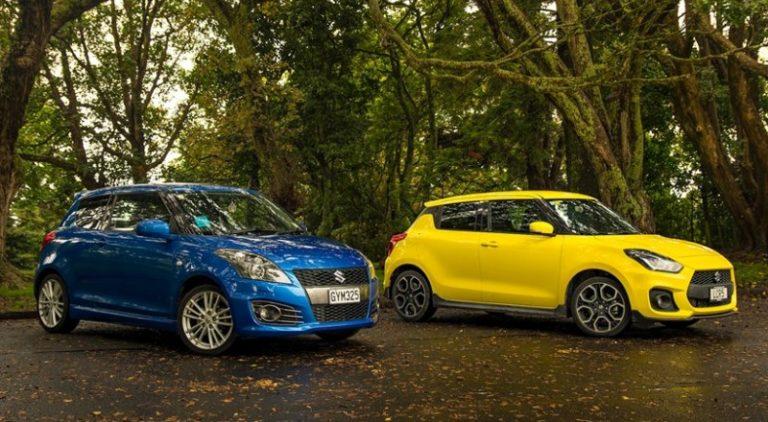 Suzuki Swift Sport Yang Nyaman