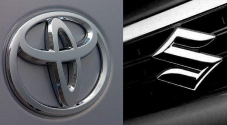 Toyota dan Maruti Suzuki Akan Tempur Dengan Model Yang Sama