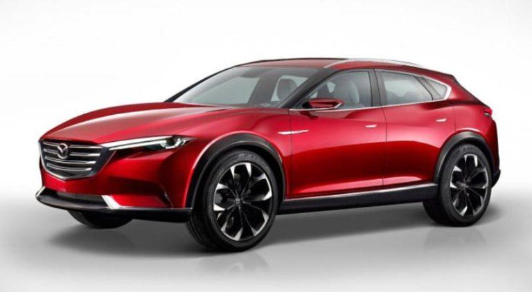 Mazda Rencana Tambah Crossover Keempat Pada 2021