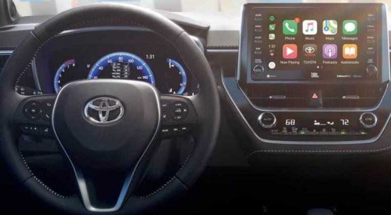 Toyota Tak Menggunakan Android Auto Atas Masalah Privasi