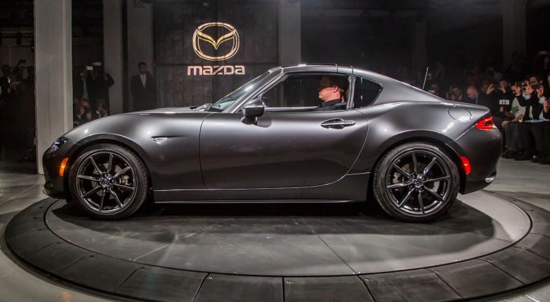 Mazda Miata RF Mendapat Lonjakan Harga Untuk 2019