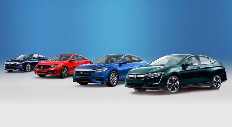 Platform Global Baru Honda Akan Debut di 2020