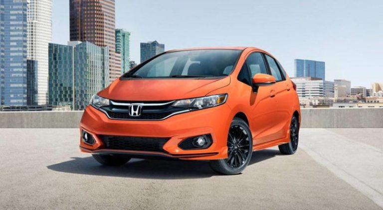 Review Honda Fit 2019