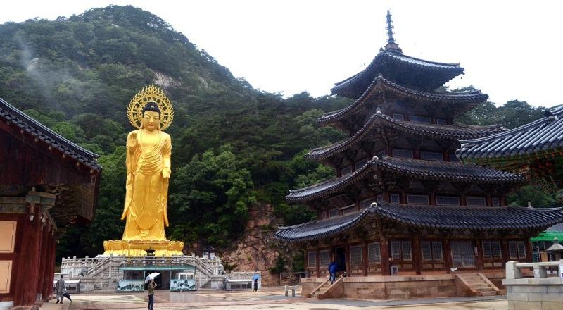8 Taman Nasional Terindah di Korea Selatan