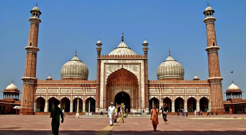Taj-ul-Masjid: Masjid Terbesar di India
