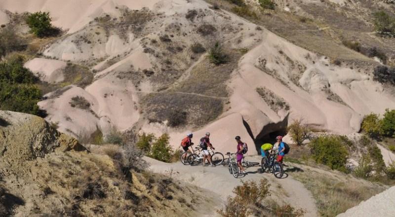 Tempat Spektakuler Untuk Bersepeda di Turki
