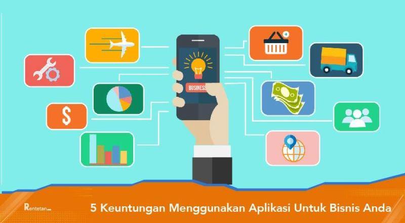 Apakah Bisnis Anda Memanfaatkan Aplikasi Terbaik